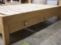 Alder drawers
