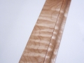 Curly maple side